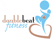 Double Beat Fitness logo - Entry #41