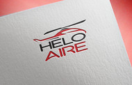Helo Aire Logo - Entry #100