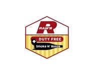 Rams Duty Free + Smoke & Booze Logo - Entry #254