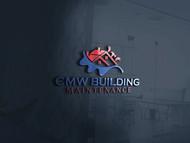 CMW Building Maintenance Logo - Entry #91