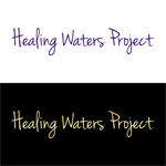 The Healing Waters Project Logo - Entry #68