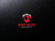 Brothers Security Logo - Entry #34