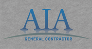 AIA CONTRACTORS Logo - Entry #5
