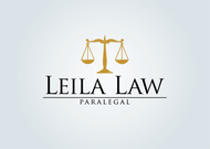 Leila Law Logo - Entry #94