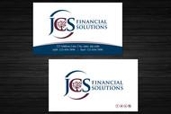 jcs financial solutions Logo - Entry #414