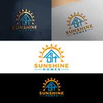 Sunshine Homes Logo - Entry #311