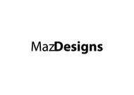 Maz Designs Logo - Entry #138