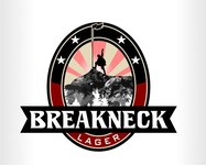 Breakneck Lager Logo - Entry #42