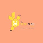 The Hive Mind Apiary Logo - Entry #75