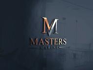 Masters Marine Logo - Entry #451