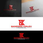 Sanford Krilov Financial       (Sanford is my 1st name & Krilov is my last name) Logo - Entry #468