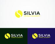 Silvia Tennis Academy Logo - Entry #121