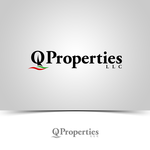 A log for Q Properties LLC. Logo - Entry #66
