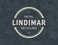 Lindimar Metal Recycling Logo - Entry #360