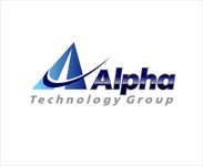 Alpha Technology Group Logo - Entry #107