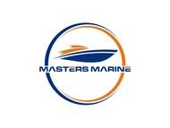 Masters Marine Logo - Entry #256