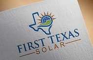 First Texas Solar Logo - Entry #24