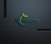 Healthy Livin Logo - Entry #555