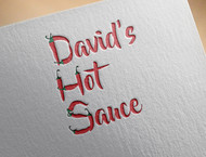 David's Hot Sauce Logo - Entry #33