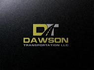 Dawson Transportation LLC. Logo - Entry #218