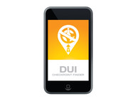 DUI Checkpoint Finder Logo - Entry #25