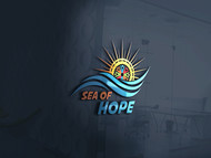Sea of Hope Logo - Entry #238