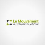 Le Mouvement des Entreprises du Val d'Oise Logo - Entry #39