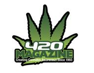 420 Magazine Logo Contest - Entry #73