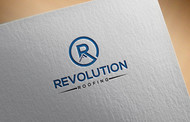 Revolution Roofing Logo - Entry #181