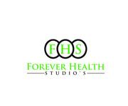 Forever Health Studio's Logo - Entry #26
