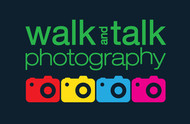 Walk and Talk Photography - logo and business card - Entry #81