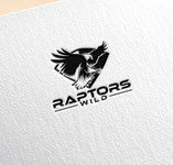 Raptors Wild Logo - Entry #127
