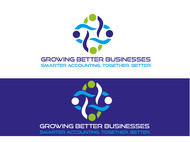 Growing Better Businesses Logo - Entry #29