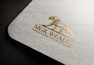 MGK Wealth Logo - Entry #448