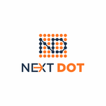 Next Dot Logo - Entry #174