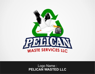 Pelican Waste Services LLC Logo - Entry #16