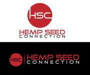 Hemp Seed Connection (HSC) Logo - Entry #109