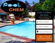 Pool Chem Logo - Entry #79