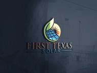 First Texas Solar Logo - Entry #67