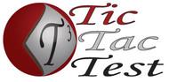 TicTacTest Logo - Entry #50