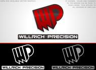 Willrich Precision Logo - Entry #6