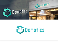 Domotics Logo - Entry #102