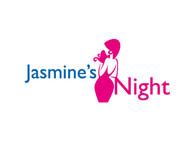 Jasmine's Night Logo - Entry #189
