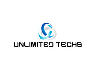 Unlimited Techs Logo - Entry #27