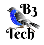 B3 Tech Logo - Entry #91