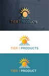 Tier 1 Products Logo - Entry #450