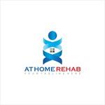 At Home Rehab Logo - Entry #92