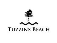 Tuzzins Beach Logo - Entry #151