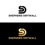 Shepherd Drywall Logo - Entry #181