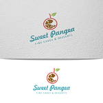 Sweet Pangea Logo - Entry #114